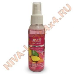 Ароматизатор AVS AFS-003 Stop Smell 100мл. Спрей Bubble Gum